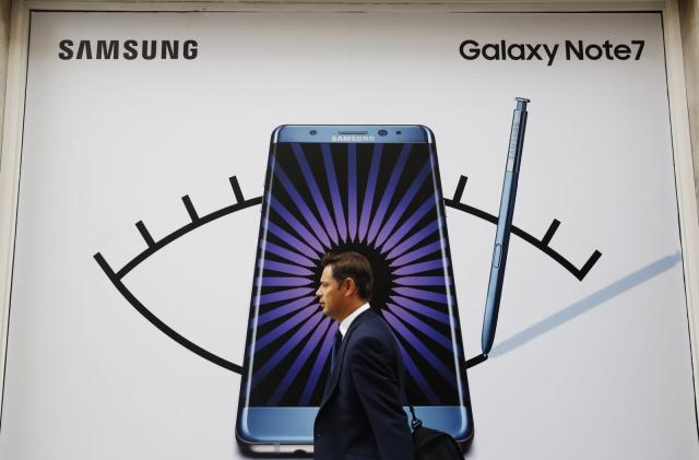 Samsung will keep using the Galaxy Note brand
