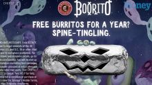 Chipotle Is Giving Away the Chance to Win Free Burritos for a Year
