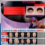 Democratic Debates: It's Biden-Harris 2 As CNN's On-Air Drawing Sets Fields For This Month's Double Feature