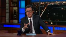 Stephen Colbert's response to Sutherland Springs mass shooting: 'Go vote in 2018'