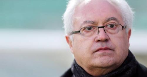 Foot - L2 - Auxerre - Le président d'Auxerre Guy Cotret va démissionner