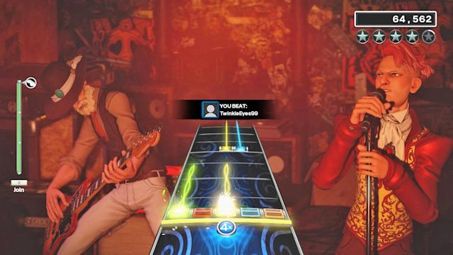 'Rock Band 4' is coming to the PC with your help