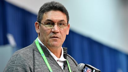'He beat cancer and the Cowboys': NFL coach Ron Rivera rings bell two months after cancer diagnosis