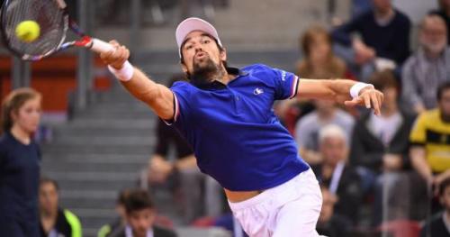 Coupe Davis - Coupe Davis : Jérémy Chardy remporte le dernier simple sans enjeu face à Kyle Edmund