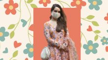 BUY: Shraddha Kapoor's floral anarkali is perfect for festive season