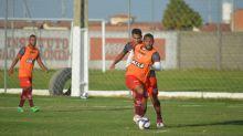Claudinei foca em jogo da vida diante do Cruzeiro pela Copa do Brasil