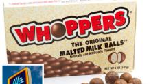 Aldi recalls popular Whoppers chocolate over hidden allergens
