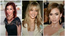 Jessica Alba's Beauty Evolution