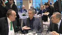 Real Madrid celebrate traditional Christmas lunch