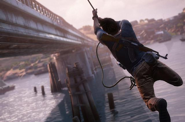 'Uncharted' movie loses yet another director