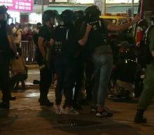 Thousands attend Hong Kong Tiananmen memorials