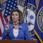 "Pelosi says White House ""put on a con"" after briefing on Russia bounties"