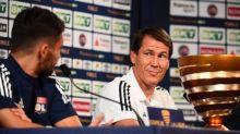 Foot - C. Ligue - OL - Rudi Garcia (OL): «On part dans l'inconnu...»