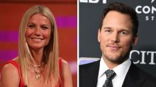 Gwyneth Paltrow Leaves Cheeky Comment On A Chris Pratt Butt Photo