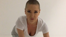 Edith González le da su mejor sonrisa al cáncer