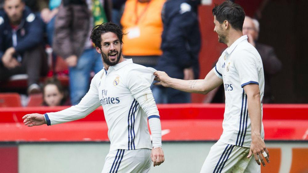 """Real Madrid, Isco : """"J'ai toujours dit que je voulais rester"""""""