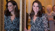 Kate Middleton tiene el vestido con el estampado perfecto para la primavera