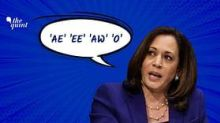 Kamala Has Made History, But Can She Fight Race & Accent Bias?