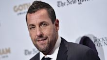 Adam Sandler says he'll make an awful movie 'on purpose' if he doesn't win an Oscar this year