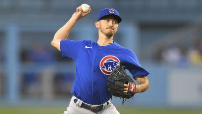 4 Cubs hurl no-hitter with 8 walks vs. Dodgers