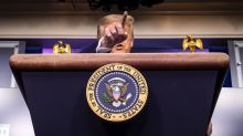 Por qué Trump no puede postergar las elecciones de 2020