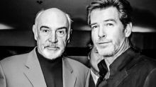 Pierce Brosnan sends birthday wishes to Sean Connery as original 007 turns 90: 'My Bond of inspiration'