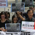 No Hong Kong response as activists' deadline passes
