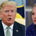 Meghan McCain To Trump: 'No One Will Ever Love You The Way They Loved My Father'