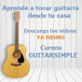 Cursos de Guitarra en Video Descargable