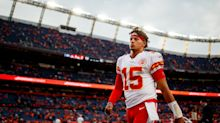 A fantasy month without Patrick Mahomes