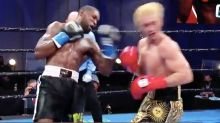 'Hellacious': Undefeated boxer delivers 'KO of the year' bomb
