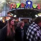Toy companies' shares tumble on concerns of Toys 'R' Us bankruptcy
