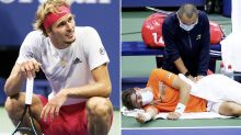 'Can't believe it': Tennis world erupts over 'crazy' US Open drama