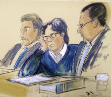 Self-help guru convicted in lurid sex-trafficking case