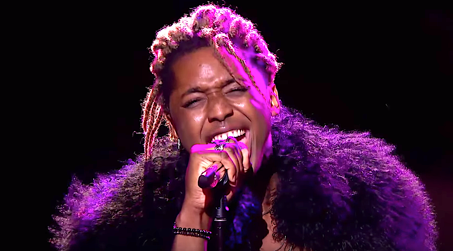 Has 'American Idol' found its new Adam Lambert? Meet… Uché!
