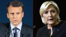 Présidentielle 2022: un sondage donne Macron et Le Pen au coude-à-coude au premier tour