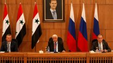 Syria seeks Russian investment as U.S. sanctions hammer economy