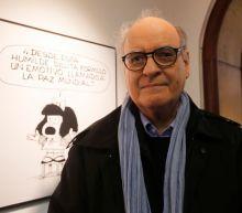 Creator of beloved Argentina cartoon character Mafalda dies at 88