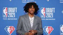 NBA draft night fashion is back, and it's phenomenal
