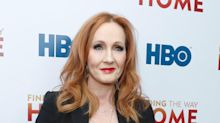 JK Rowling's controversial new book reaches No 1 spot on UK charts amid trans row