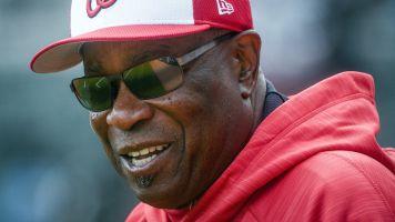 Astros a punto de contratar a Dusty Baker como mánager
