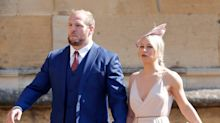Chloe Madeley explains how she broke protocol at the royal wedding