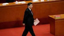 China's parliament re-elects Xi Jinping as president