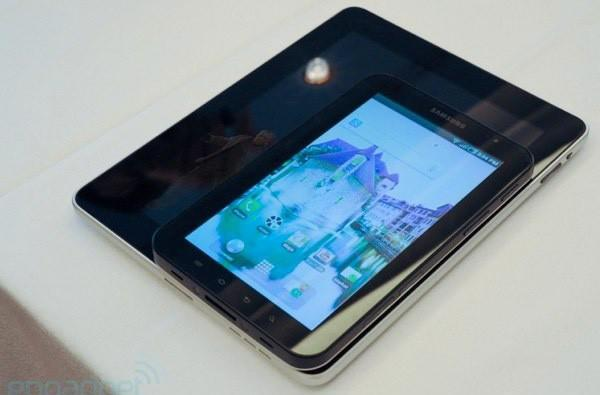 Samsung and LG to showcase high pixel density LCD panels for tablets at SID 2011