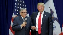 Trump hints at pardon for former Arizona Sheriff Arpaio