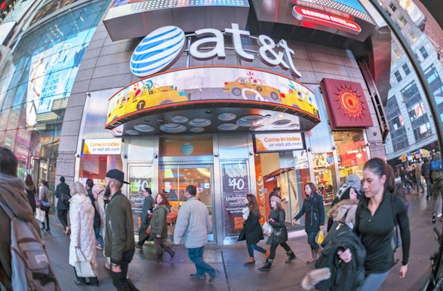 AT&T unveils 'overage-free' phone plans to counter Verizon