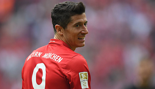 Bundesliga: Manchester United erwägt Tauschgeschäft für Robert Lewandowski