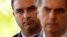 At Bolsonaro son's request, Brazil top court suspends probe of his ex-driver