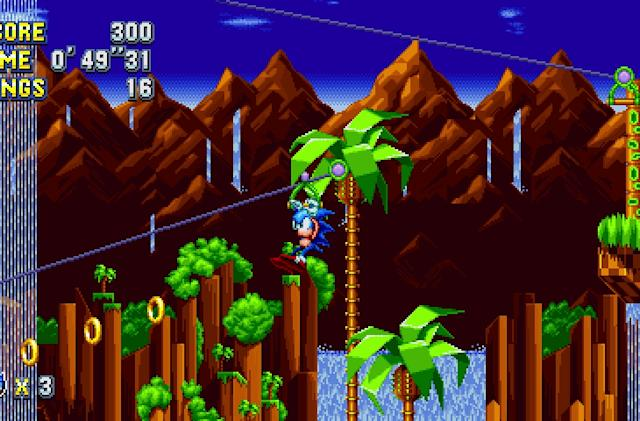 'Sonic Mania' finally gives its lead character a unique special move