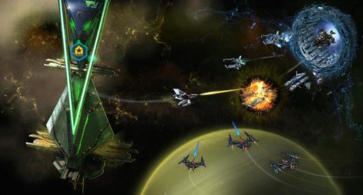 Bigpoint's DarkOrbit Reloaded launches